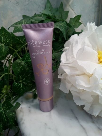 Bb cream 8 in 1 di Benecos