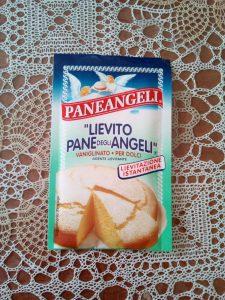 lievito pane degli angeli