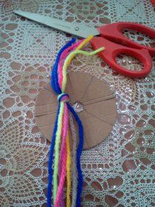 braccialetti colorati fai da te