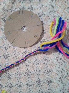 braccialetti colorati fai da te realizzazione