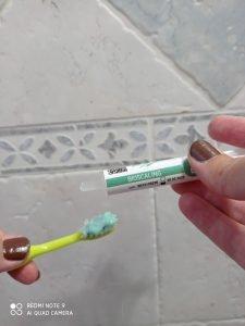 bioscaling uso con spazzolino