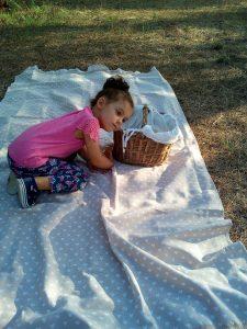 picnic con i bambini cosa portare
