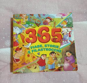 libro 365 fiabe e storie