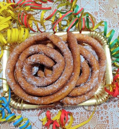 zippole di Oristano: la ricetta