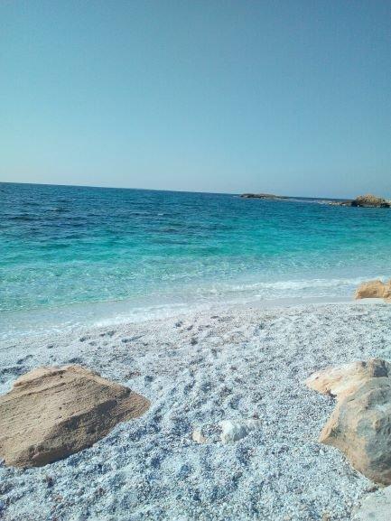 quali sono i benefici del mare. Spiaggia di Is Aruttas