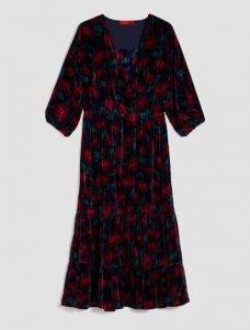 vestito velluto Max & Co